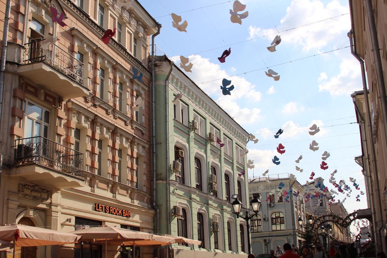 Büros zu mieten Moskau