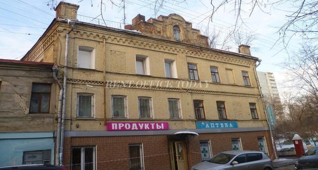 Снять офис в бизнес центре Аптекарский 4-1