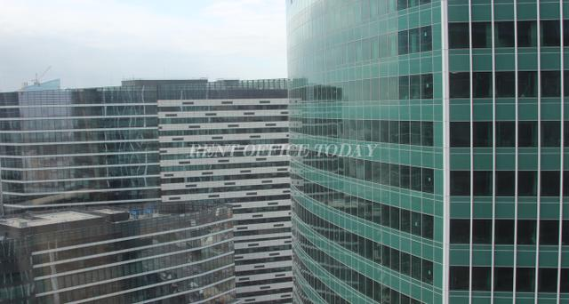 Offices in Federation tower, West building, 44th floor-9