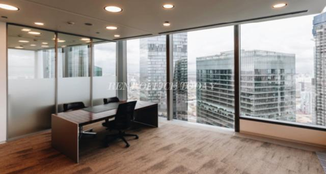 Federation tower, West building, 60th floor, Offices for let-6