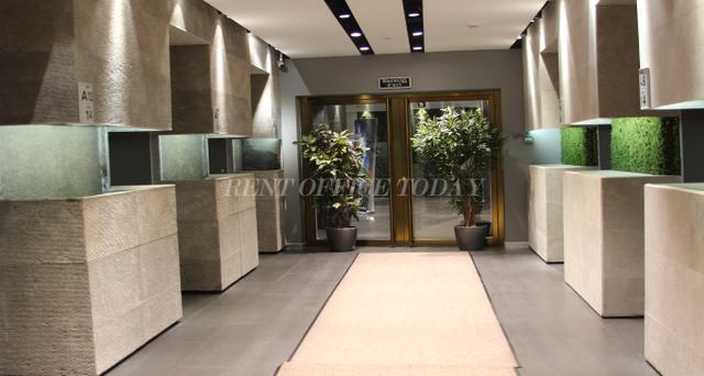 Federation tower, Offices to lease, Moscow city, Rental office-12
