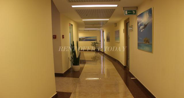 Federation tower, Offices to lease, Moscow city, Rental office-14