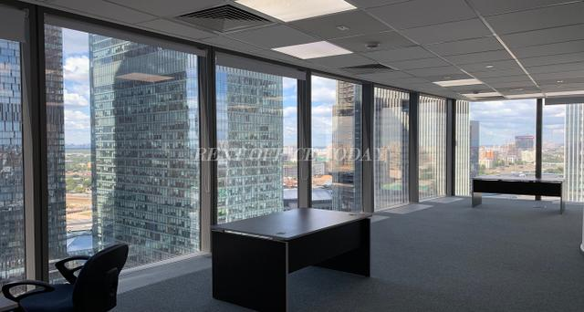 Federation tower, Offices to lease, Moscow city, Rental office-2