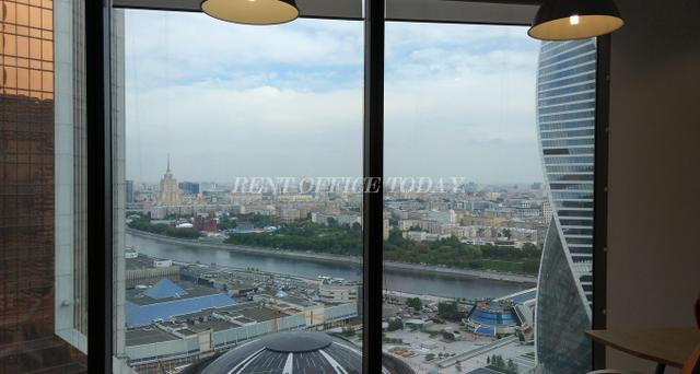 Federation tower, Offices to lease, Moscow city, Rental office-5