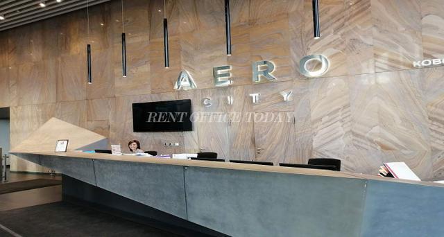 Бизнес центр Аэро сити, Аренда офиса в БЦ Аэросити, Куркинское шоссе, cтр.2, Химки-7