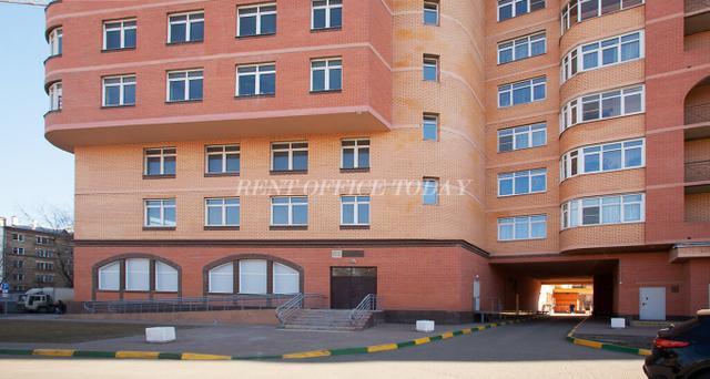 Бизнес центр Борисовская 1, Аренда офиса в БЦ Борисовская 1-3
