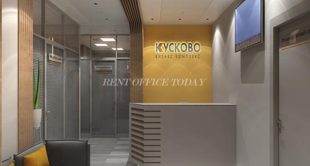 Бизнес центр Кусково, Аренда офиса в БЦ Кусково, Кусковская ул., 20А-3