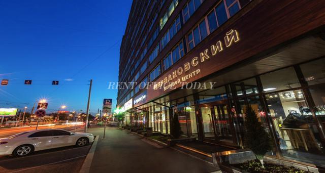 Бизнес центр Щербаковский, Аренда офиса в БЦ Щербаковский, Щербаковская ул., 3-2