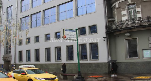 Снять офис в бизнес центре  Большая Дмитровка 23с1-3