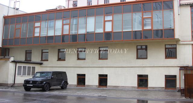 Снять офис в бизнес центре Большой Кисловский 4с3-1