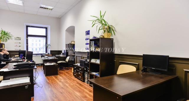 бизнес центр большой пр. пс 32, Снять офис в БЦ Большой проспект ПС 32-3