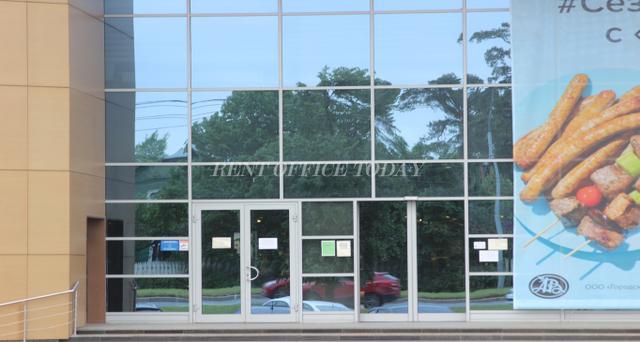 Бизнес центр Экополис, Снять офис в БЦ Экополис, Выборгское ш., д. 13-4