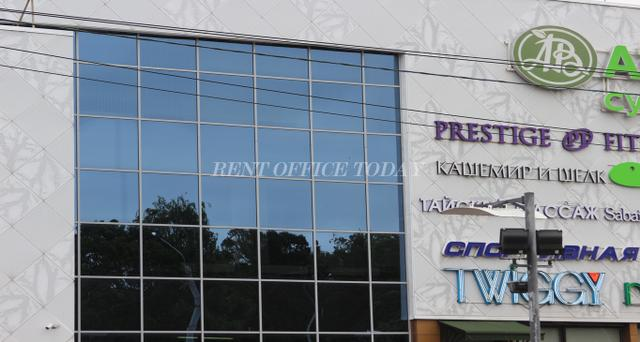 Бизнес центр Экополис, Снять офис в БЦ Экополис, Выборгское ш., д. 13-5