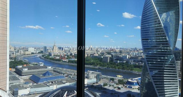 Federation Tower, Vostok, 29 Level, Offices to let in Moscow city-81