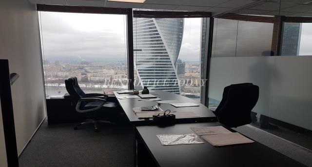 Federation Tower, Vostok, 29 Level, Offices to let in Moscow city-34