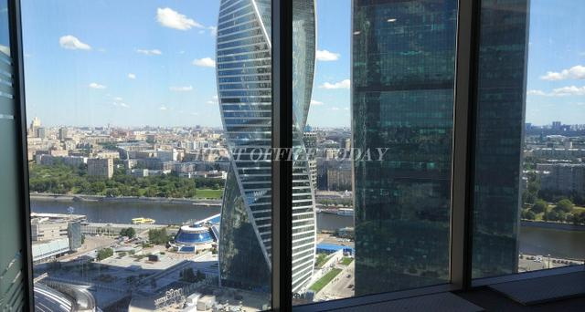 Federation Tower, Vostok, 29 Level, Offices to let in Moscow city-1
