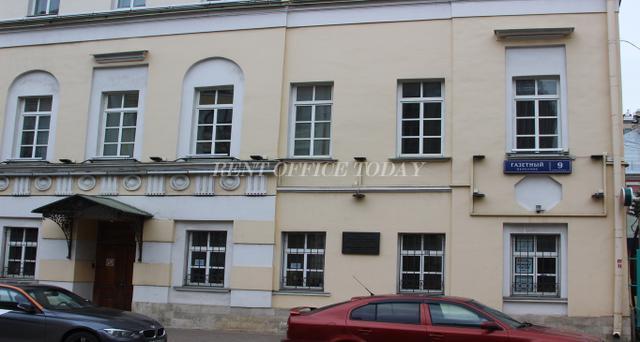 Снять офис в бизнес центреГазетный 9с2-2