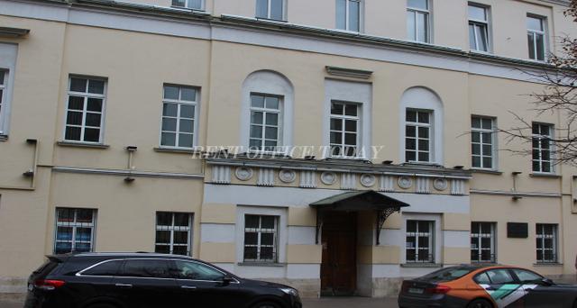 Снять офис в бизнес центреГазетный 9с2-3