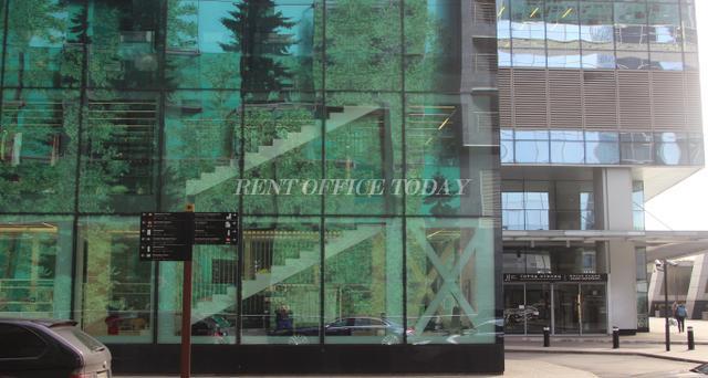 Город Столиц, Южный блок, 39 этаж, Аренда офиса-11