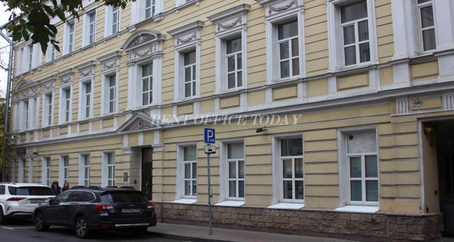 Снять офис в бизнес центре Гранатный 1а-1