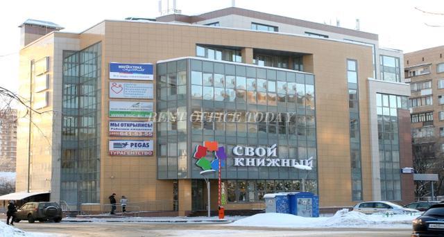 Бизнес центр Имидж, Аренда офиса в БЦ Имидж, г. Одинцово, Можайское ш., 58А-1