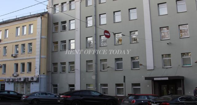 Снять офис в бизнес центре Институтский на Институтском пер 2-1