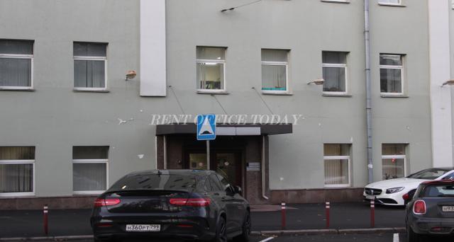 Снять офис в бизнес центре Институтский на Институтском пер 2-3