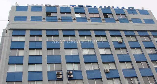Бизнес центр Интертерминал, Снять офис в бц Интертерминал, ул. Кубинская, д. 75, корп. 1-3