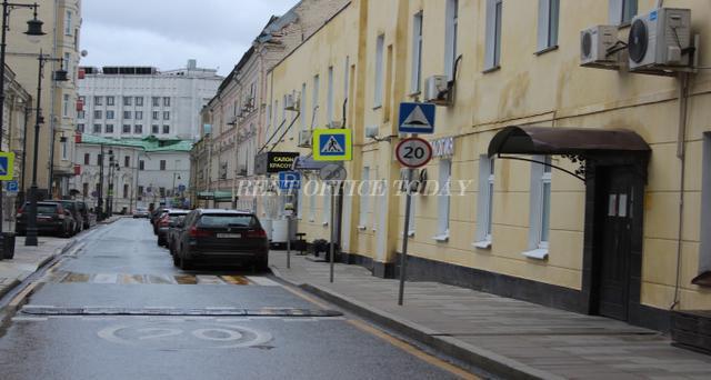 Снять офис в бизнес центре Калашный 5-3