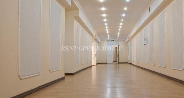Бизнес центр Караванная 1, Снять офис в БЦ Караванная 1-4