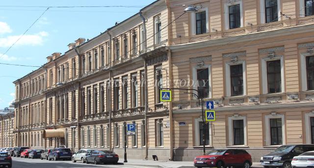 Бизнес центр Караванная 1, Снять офис в БЦ Караванная 1-1