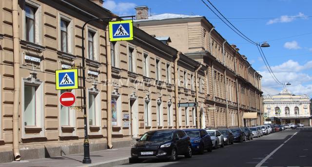 Бизнес центр Караванная 1, Снять офис в БЦ Караванная 1-7