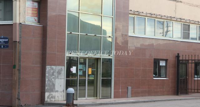 Бизнес центр Касимовский6 Снять офис в БЦ Касимовский, Касимовская ул., д. 5-4