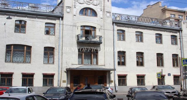 Бизнес центр Кочубей Клуб, снять офис в бц Кочубей Клуб, ул. Фурштатская., д. 24-22