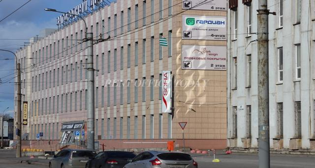 Бизнес центр Космопро, снять офис в бц космопро, Ленинский пр., д. 140-4