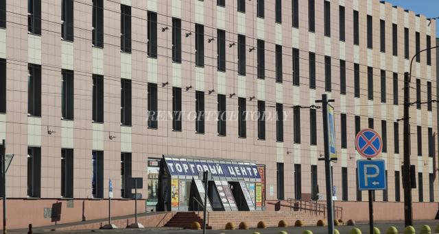 Бизнес центр Космопро, снять офис в бц космопро, Ленинский пр., д. 140-6