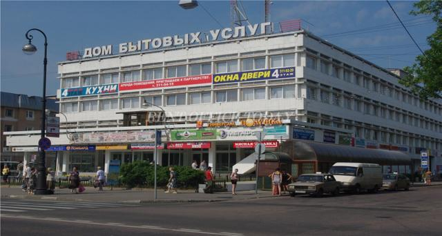 Бизнес центр Кронштадтский, Снять офис в БЦ Кронштадтский , г. Кронштадт, пр. Ленина, д. 13-1