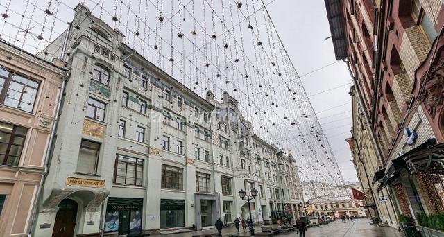 Бизнес центр Кузнецкий мост 3, Снять офис в БЦ Кузнецкий Мост 3-1