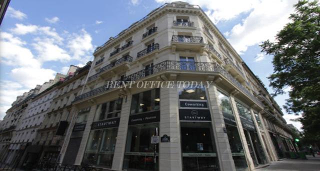 Bureaux privés   38 rue de Ponthieu-1