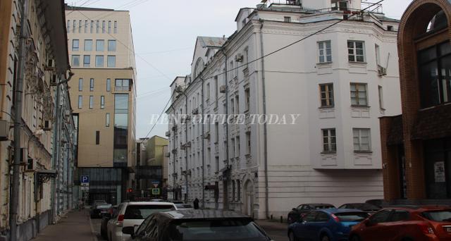 Бизнес центр Луков 10, Снять офис в БЦ Луков 10-1