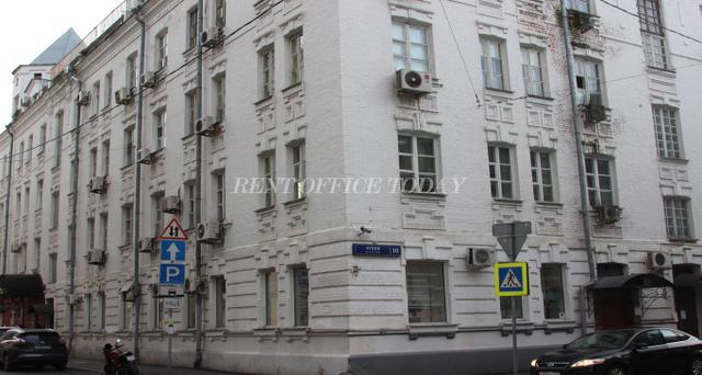 Бизнес центр Луков 10, Снять офис в БЦ Луков 10-2
