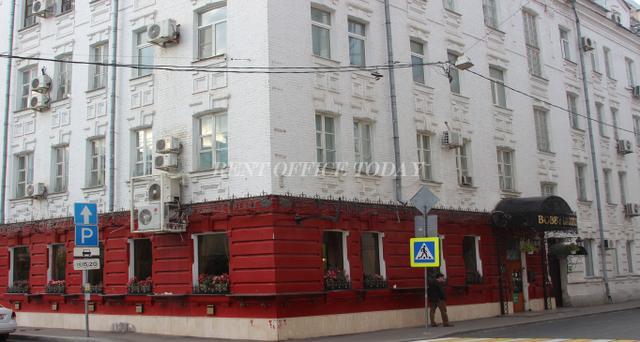 Бизнес центр Луков 10, Снять офис в БЦ Луков 10-3