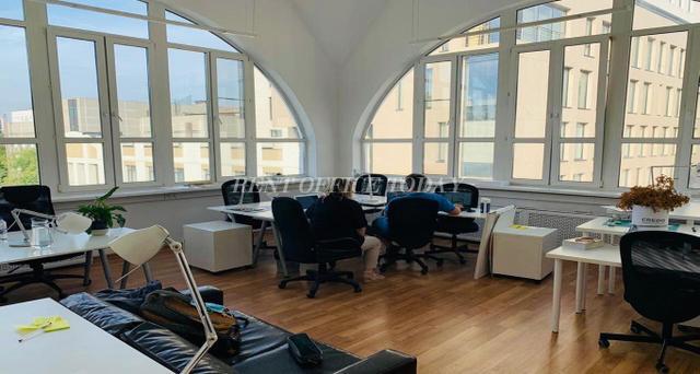 Бизнес центр Луков 10, Снять офис в БЦ Луков 10-7