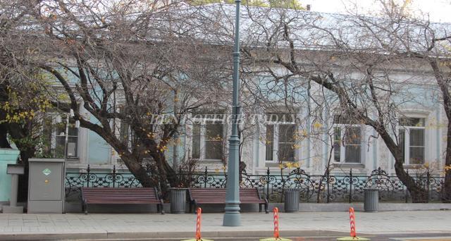 Снять офис в бизнес центре Малая Дмитровка 16-2