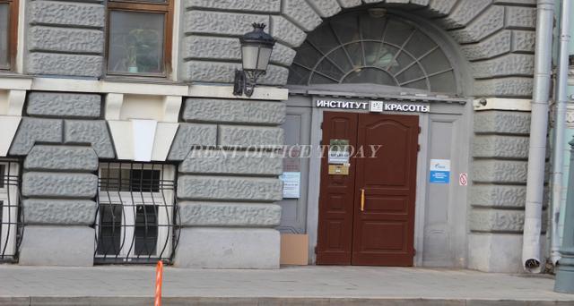 Снять офис в бизнес центре Малая Дмитровка 25/1-4