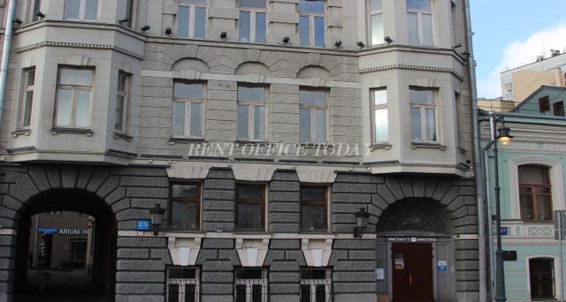 office rent malaya dmitrovka 25/1-5