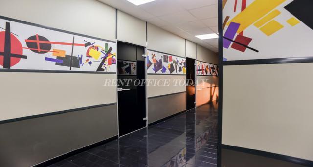 Бизнес центр Малевич, Снять офис в БЦ Малевич-5