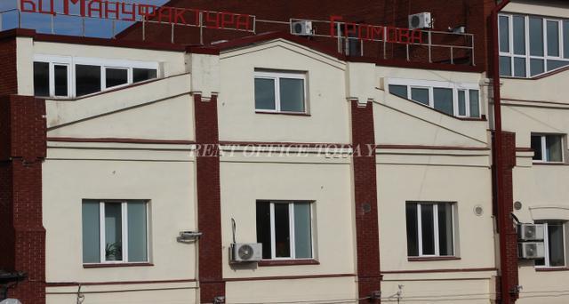 Бизнес центр Мануфактура Громова, Снять офис в БЦ Мануфактура Громова, пр. Обуховской Обороны, д. 76, лит. Р-6