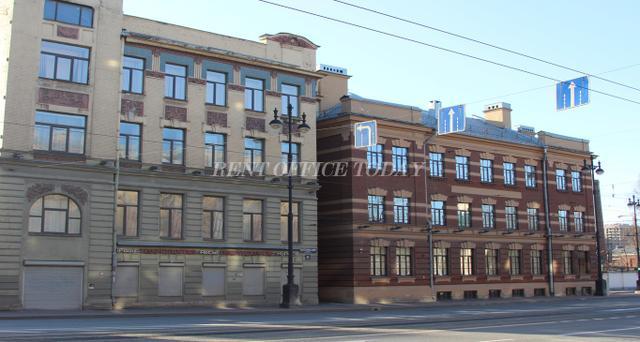 Бизнес центр Маяк, Снять офис в БЦ Маяк, Московский пр., 89-91-11