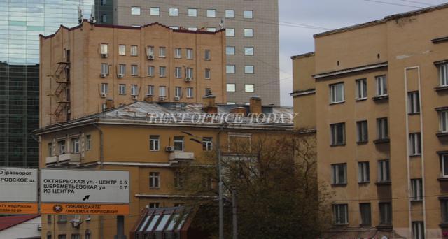 Снять офис в бизнес центре минаевский на ул. Сущёвском Валу, 16 с1-3
